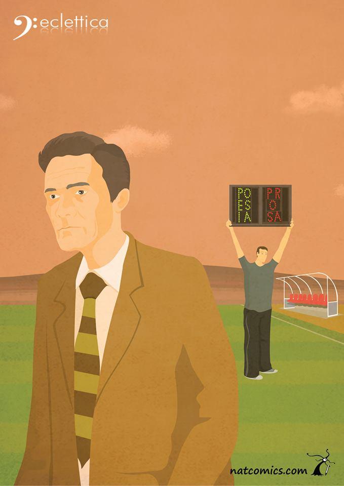 pasolini e il calcio